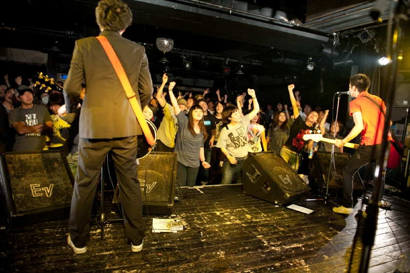 INYA FACE presents... Still In The Pit vol.3 THE GAMITS & LINK REUNION PARTY 2010.10.03 @SHIBUYA O-NEST